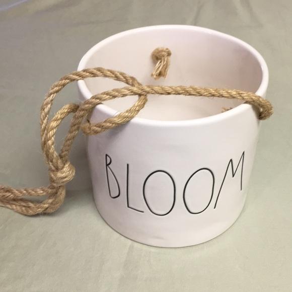 Rae Dunn Bloom Hanging Planter
